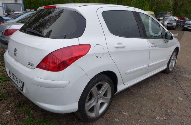 купить б/у автомобиль Peugeot 308 2008 года