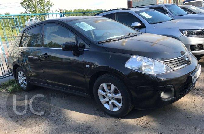 Nissan Tiida 2008 года за 345 000 рублей