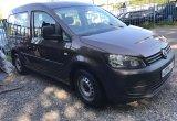 купить Volkswagen Caddy с пробегом, 2012 года