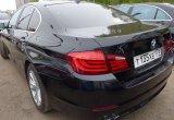 объявление о продаже BMW 5 series 2012 года