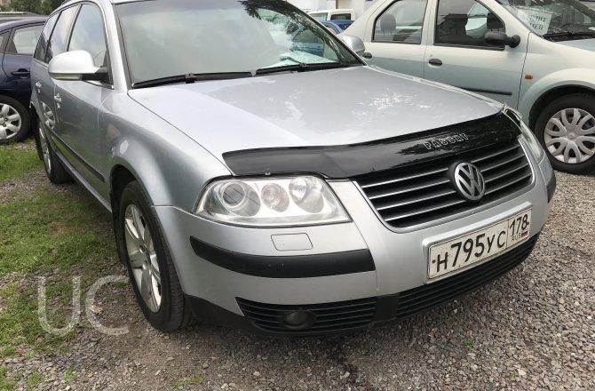 подержанный авто Volkswagen Passat 2003 года