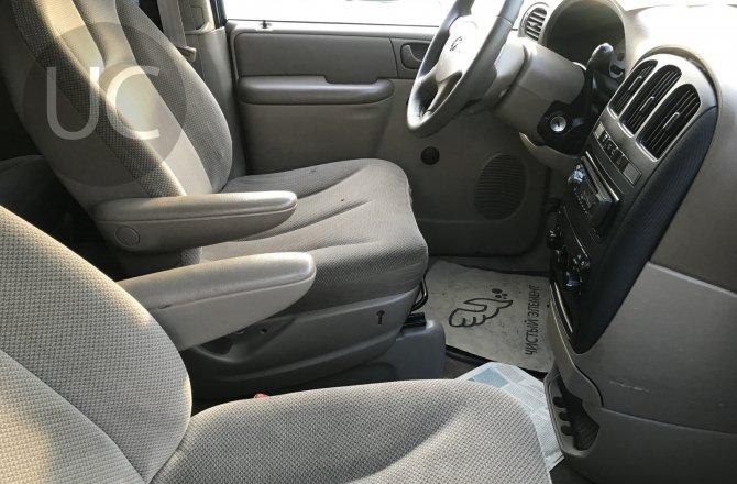 объявление о продаже Dodge Caravan 2003 года