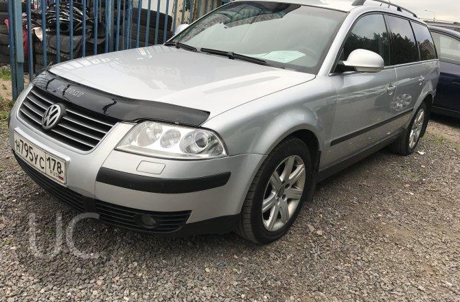 объявление о продаже Volkswagen Passat 2003 года
