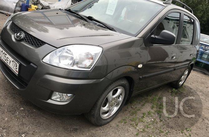 подержанный авто Hyundai Matrix 2008 года