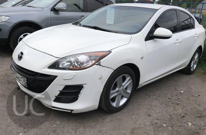 подержанный авто Mazda 3 2011 года
