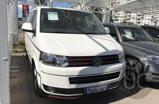 купить Volkswagen Multivan с пробегом, 2013 года