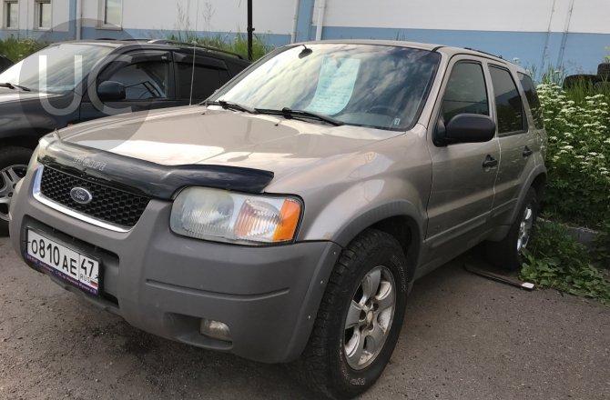 Ford Escape 2001 года за 268 000 рублей