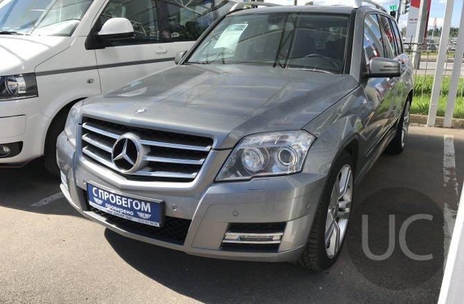 подержанный авто Mercedes-Benz GLK-Class 2010 года