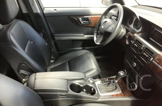 купить б/у автомобиль Mercedes-Benz GLK-Class 2010 года