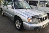 купить Subaru Forester с пробегом, 2001 года