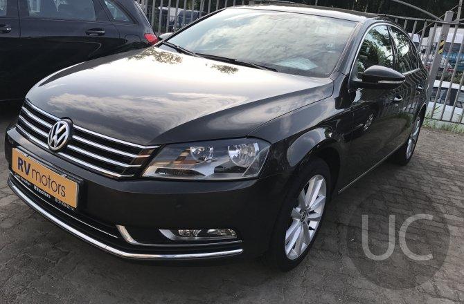 купить Volkswagen Passat с пробегом, 2013 года