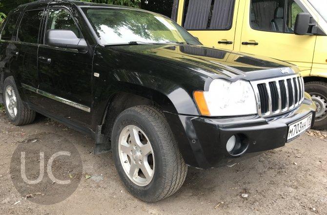 подержанный авто Jeep Grand  Cherokee 2007 года