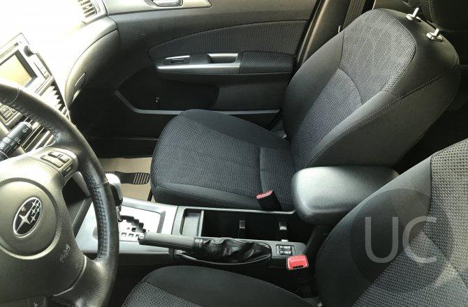 объявление о продаже Subaru Forester 2012 года