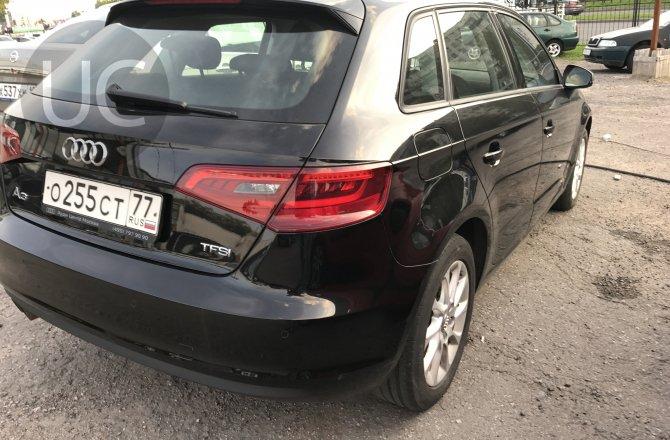 купить Audi A3 с пробегом, 2013 года