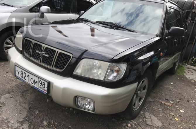 подержанный авто Subaru Forester 2002 года