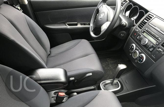 купить Nissan Tiida с пробегом, 2008 года