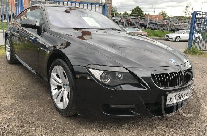 объявление о продаже BMW 6 series 2005 года