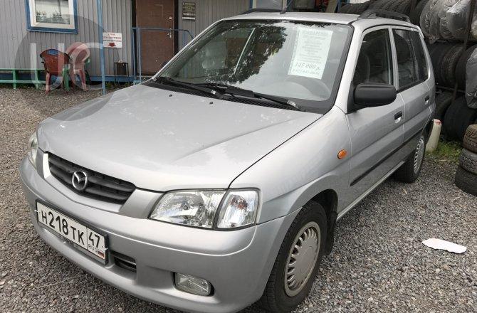 объявление о продаже Mazda Demio 2001 года