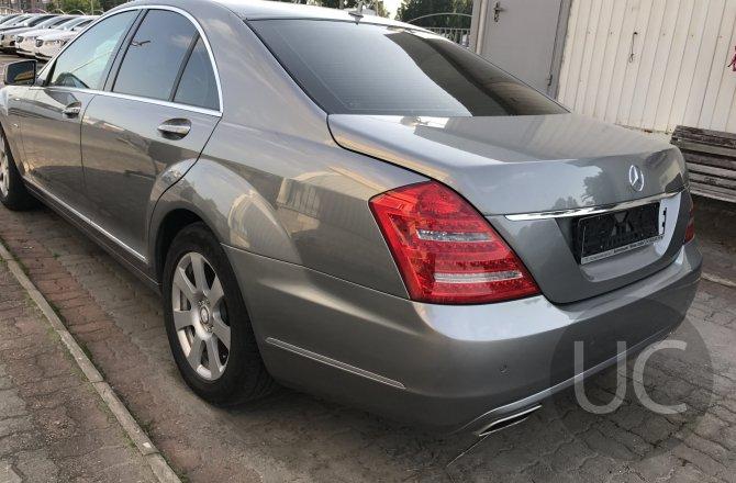 купить б/у автомобиль Mercedes-Benz S-Class 2010 года