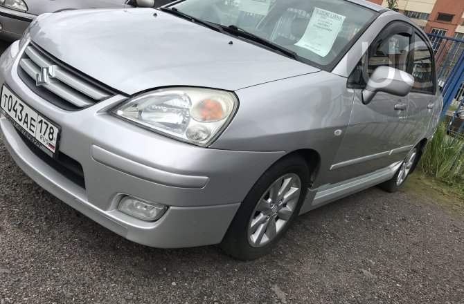 подержанный авто Suzuki Liana 2005 года