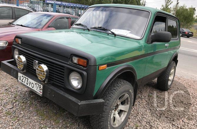 подержанный авто Lada (ВАЗ) 2121 (4x4) 1999 года