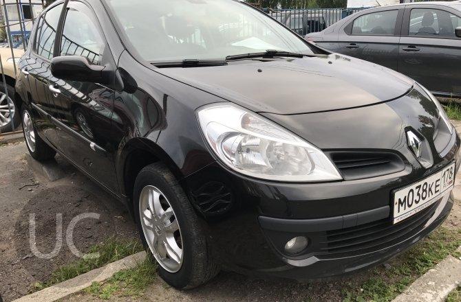 фотографии Renault Clio