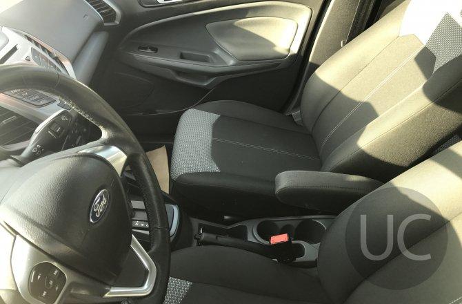 фотографии Ford Eco Sport