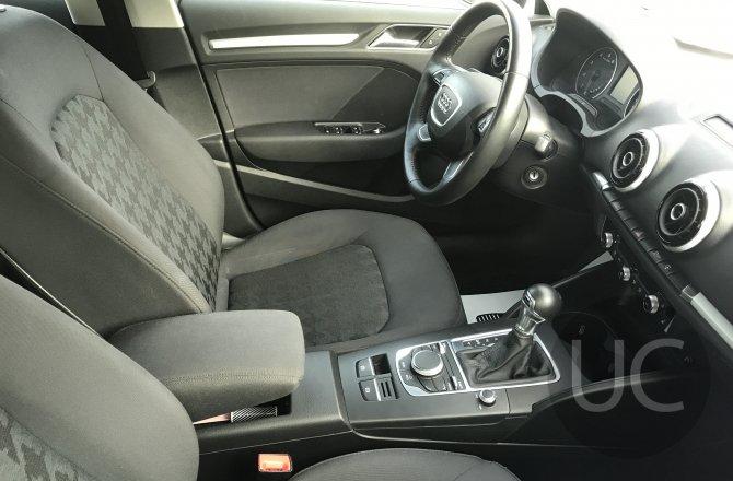 объявление о продаже Audi A3 2013 года