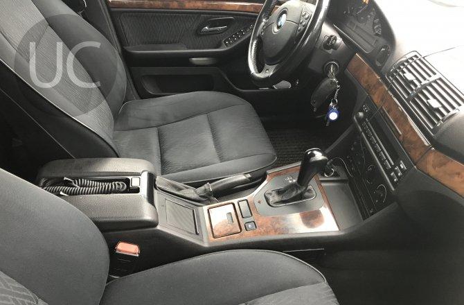 объявление о продаже BMW 5 series 2000 года