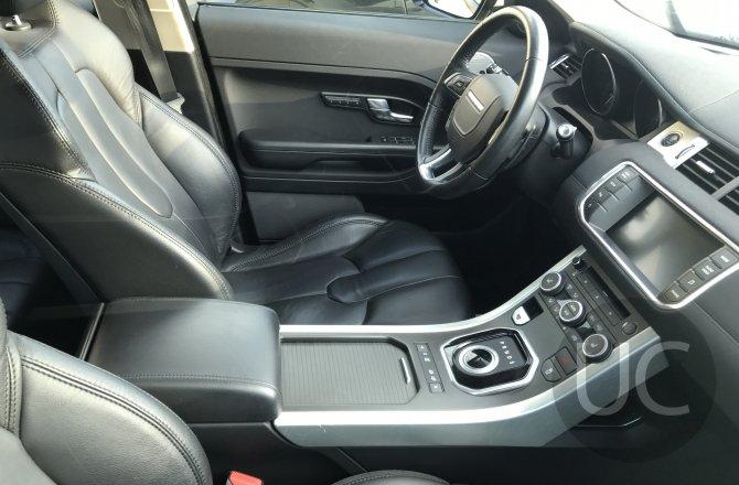 подержанный авто Land Rover Range Rover Evoque 2012 года