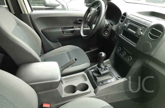 объявление о продаже Volkswagen Amarok  2012 года