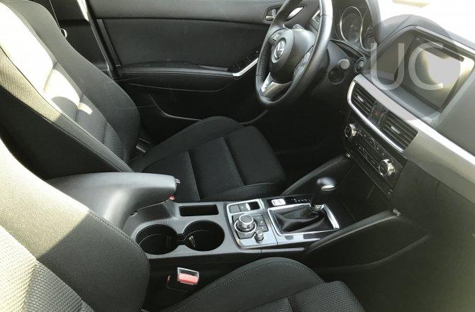 фотографии Mazda CX-5