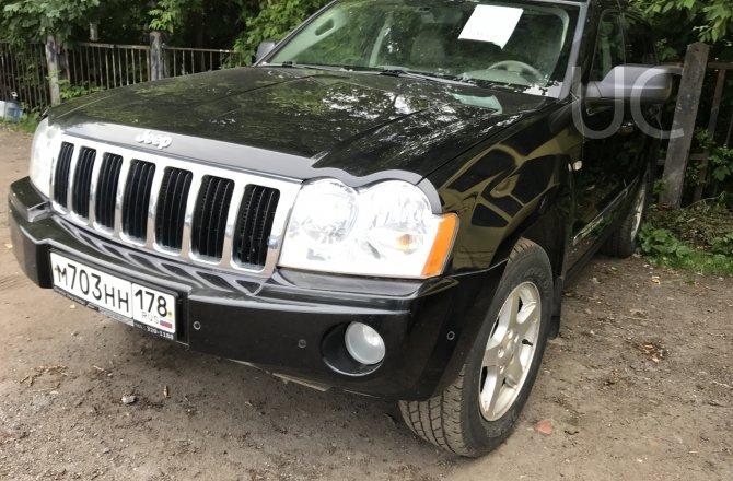 купить Jeep Grand  Cherokee с пробегом, 2007 года