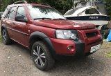 подержанный авто Land Rover Freelander 2006 года