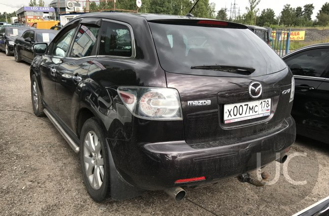 купить Mazda CX-7 с пробегом, 2008 года