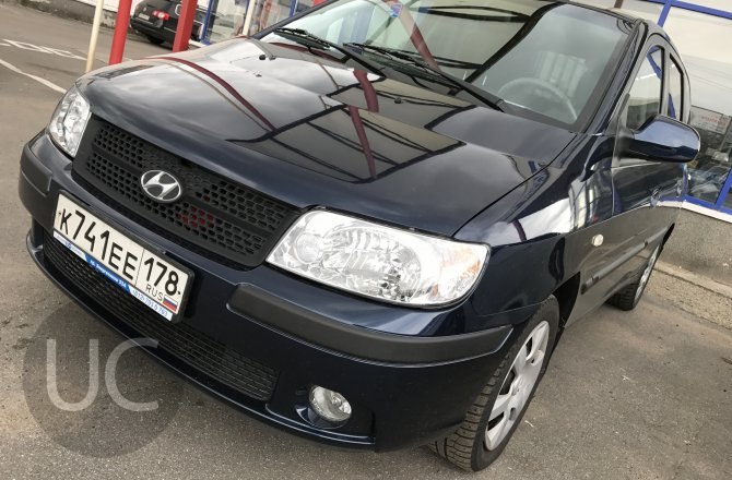 подержанный авто Hyundai Matrix 2005 года