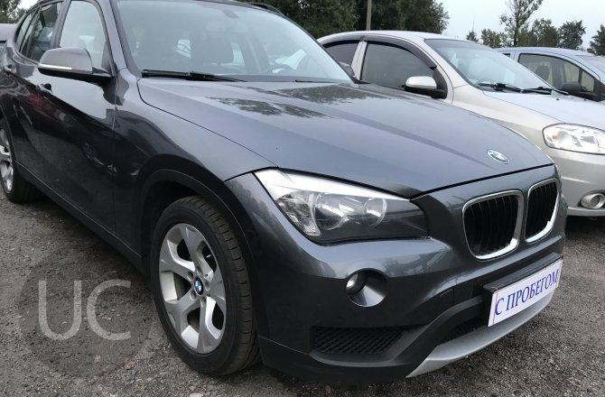 подержанный авто BMW X1 2013 года