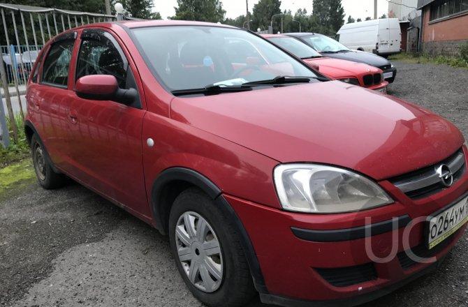купить Opel Corsa с пробегом, 2004 года