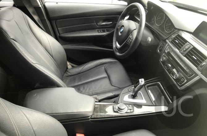 купить BMW 3 series с пробегом, 2013 года