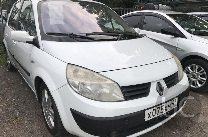 купить б/у автомобиль Renault Scenic 2004 года