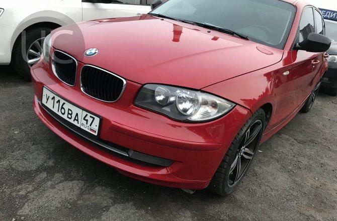 купить BMW 1 series с пробегом, 2011 года