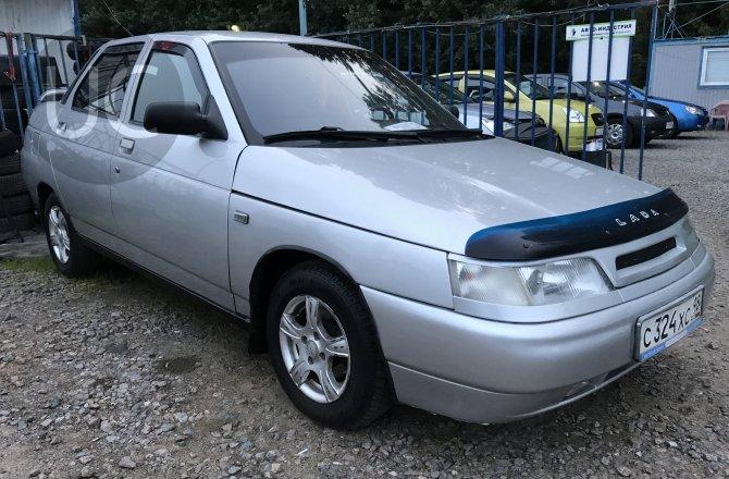 подержанный авто Lada (ВАЗ) 2110 2007 года