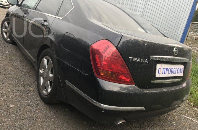 объявление о продаже Nissan Teana 2007 года
