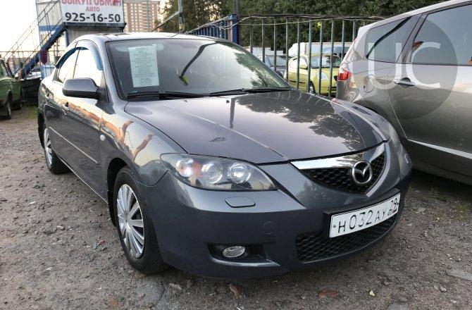 купить Mazda 3 с пробегом, 2008 года