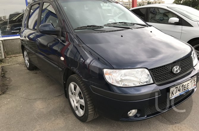 Hyundai Matrix 2005 года за 219 000 рублей
