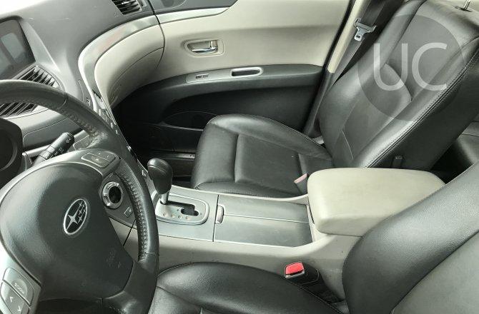 объявление о продаже Subaru Tribeca 2008 года