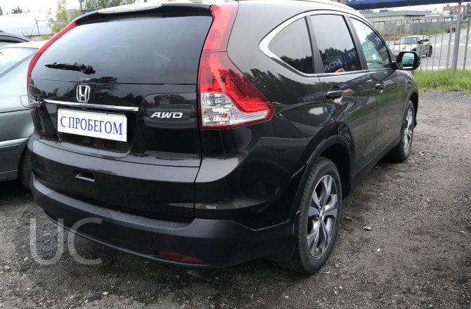 Honda CR-V 2013 года за 1 419 000 рублей