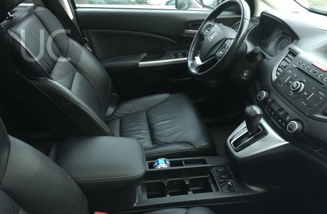 фотографии Honda CR-V