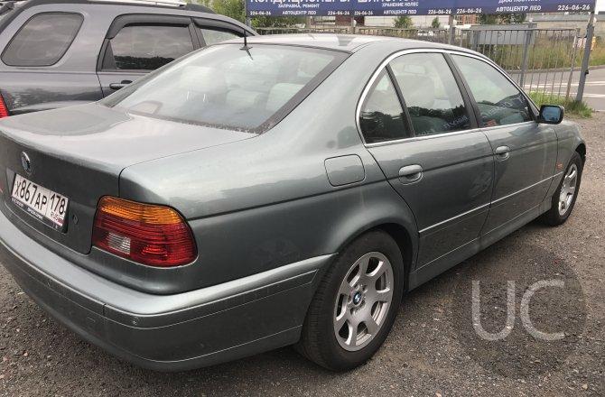 купить б/у автомобиль BMW 5 series 2002 года