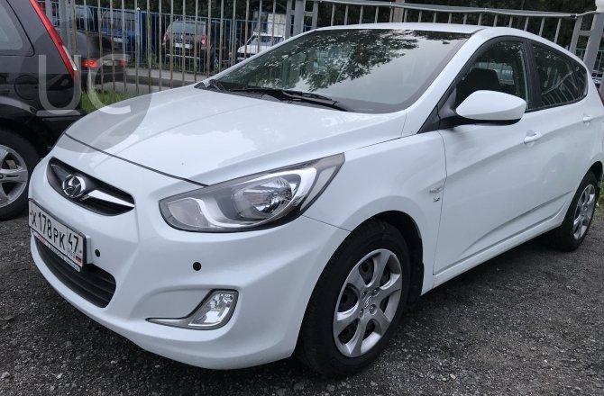 фотографии Hyundai Solaris